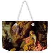 Hagar And The Angel Weekender Tote Bag