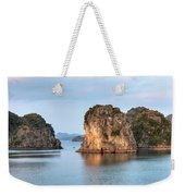 Halong Bay - Vietnam Weekender Tote Bag