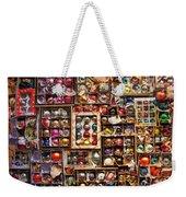 Happy Christmas Wishes Weekender Tote Bag
