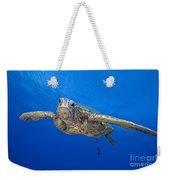 Hawaii, Green Sea Turtle Weekender Tote Bag
