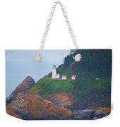 Heceta Head Lighthouse Weekender Tote Bag