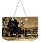 Historic White Hall - Tuskegee University Weekender Tote Bag