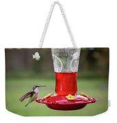 My Sweet Hummingbird Weekender Tote Bag