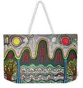 Ilwolobongdo Abstract Landscape Painting2 Weekender Tote Bag