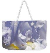 Iris Flowers Weekender Tote Bag