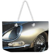 Jaguar E-type Weekender Tote Bag