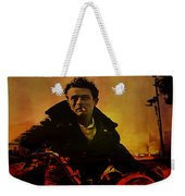 James Dean Weekender Tote Bag