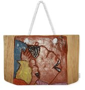 Joy - Tile Weekender Tote Bag