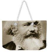 Karl Marx Weekender Tote Bag