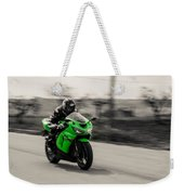 Kawasaki Ninja Weekender Tote Bag