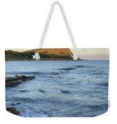 Kimmeridge Bay In Dorset Weekender Tote Bag