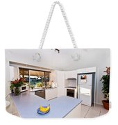 Kitchen Weekender Tote Bag