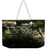 Laguardia Airport Aerial View Weekender Tote Bag