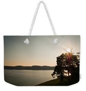 Lake Cumberland Sunset Weekender Tote Bag