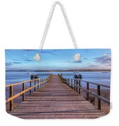Lake Pier - England Weekender Tote Bag
