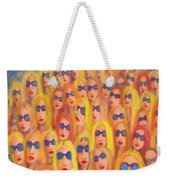 Life With The Ex Weekender Tote Bag