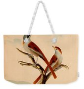 Lord's Entire New System Of Ornithology Weekender Tote Bag
