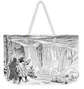 Louis Hennepin (1640-1701) Weekender Tote Bag