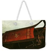 Mais Ou Sont Les Neiges D'antan Weekender Tote Bag