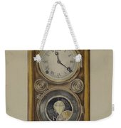 Mantel Clock Weekender Tote Bag