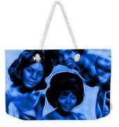 Martha And The Vandellas Collection Weekender Tote Bag