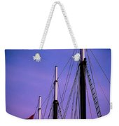 3 Masts In Halifax Weekender Tote Bag