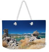 Mono Lake Tufa Weekender Tote Bag