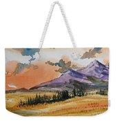 Montana Landscape Weekender Tote Bag