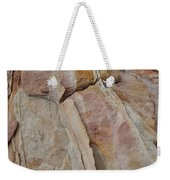 Morning In Valley Of Fire State Park Weekender Tote Bag