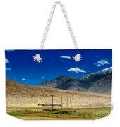 Mountains Of Leh Ladakh Jammu And Kashmir India Weekender Tote Bag
