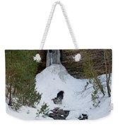 Munising Falls Weekender Tote Bag