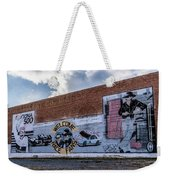Mural - Downtown Bristol Tennessee/virginia Weekender Tote Bag