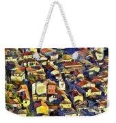Nafplio Town Weekender Tote Bag