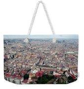 Naples Italy Weekender Tote Bag