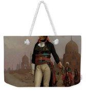 Napoleon In Egypt Weekender Tote Bag