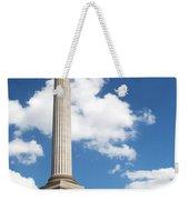 Nelsons Column Weekender Tote Bag