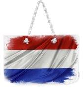 Netherlands Flag Weekender Tote Bag