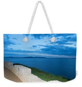 Night Is Near Weekender Tote Bag