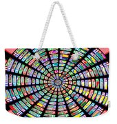Novino Sale Fineart Chakra Mandala Round Circle Inspirational Healing Art At Fineartamerica.com By N Weekender Tote Bag