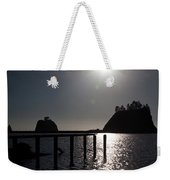 Olympic Peninsula Coast Weekender Tote Bag