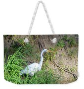 On The Bank Weekender Tote Bag