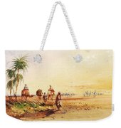 On The Road To Thebes Weekender Tote Bag