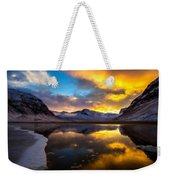 Original Landscape Paintings Weekender Tote Bag