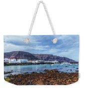 Orzola - Lanzarote Weekender Tote Bag