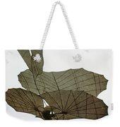 Otto Lilienthal (1848-1896) Weekender Tote Bag