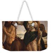 Pallas And The Centaur Weekender Tote Bag