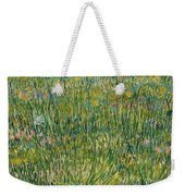 Patch Of Grass Weekender Tote Bag