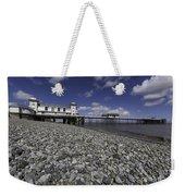 Penarth Pier 2 Weekender Tote Bag