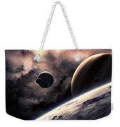 Planets Weekender Tote Bag