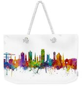 Plymouth England Skyline Weekender Tote Bag